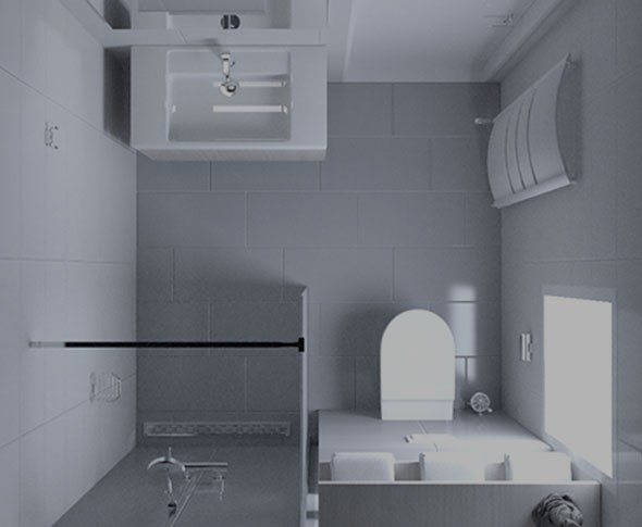 Complete badkamers & toiletten