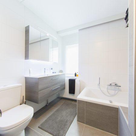 Nieuwe badkamer in Wierden