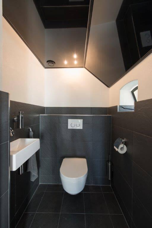 spanplafonds - badmeesters, Badkamer