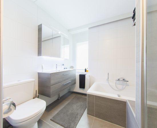Badkamer in Wierden