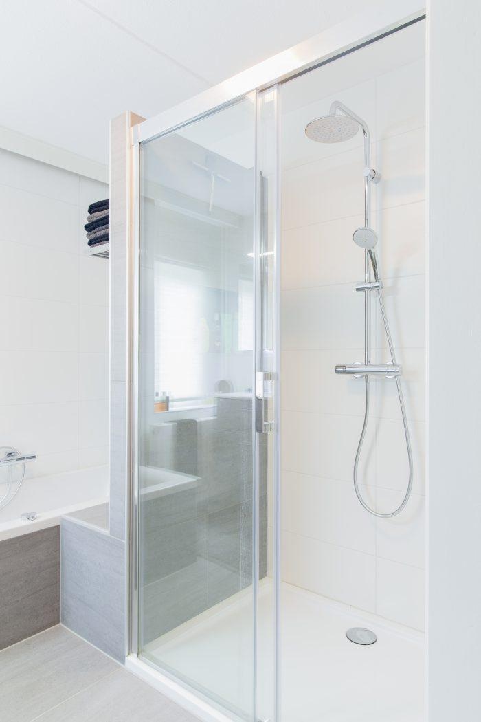 nieuwe badkamer in wierden badmeesters