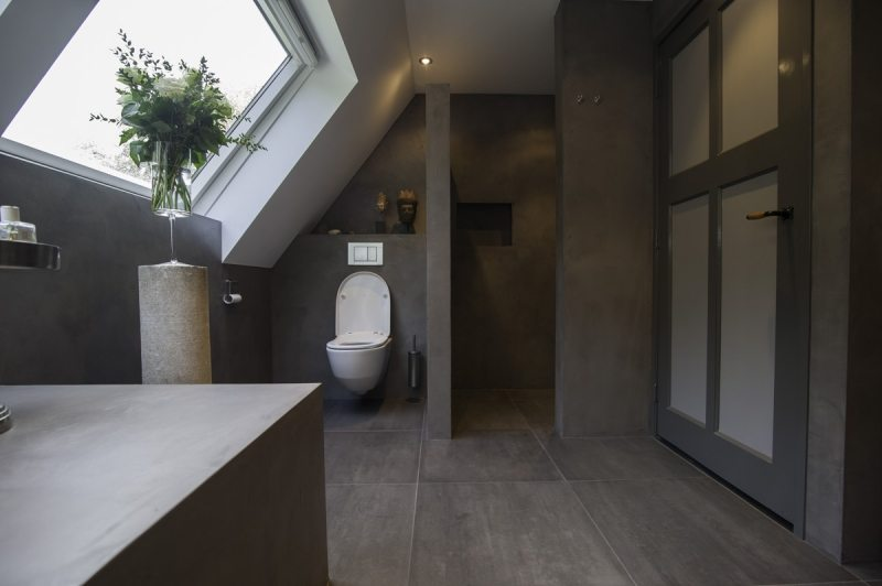 Prijs Beton Cire : Leef beton gietvloeren badmeesters