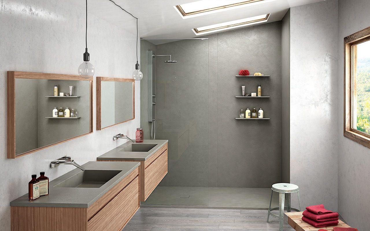 Stunning Voorbeelden Van Badkamers Contemporary - New Home Design ...