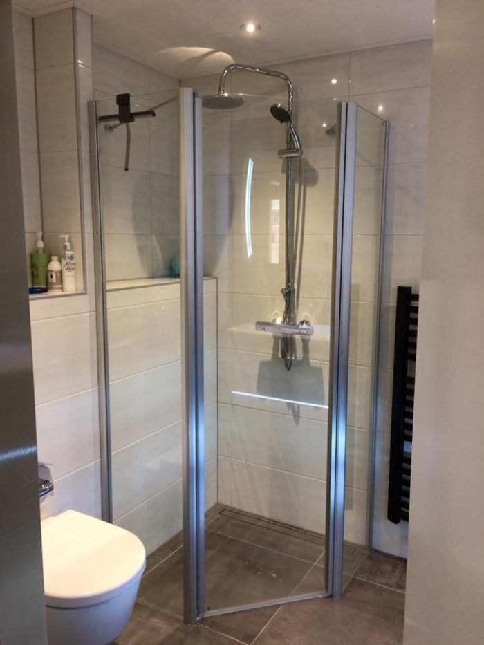 Sfeervolle badkamer in Rijssen - Badmeesters